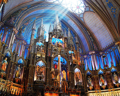 Montreal Attractions Best Montreal Canada Attractions