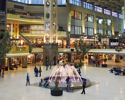 Montreal Shopping Shopping Malls In Montreal