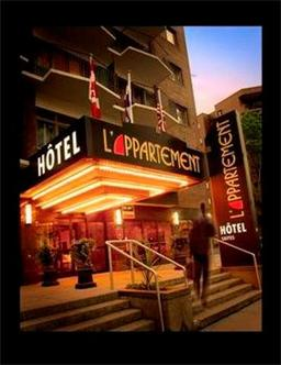 Lappartement Hotel Montreal Deals  See Hotel Photos  Attractions Near Lappartement Hotel