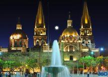 Guadalajara Mexico - Pueblo Of Over Million People