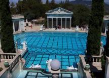 Hearst Castle Pool - San Simeon