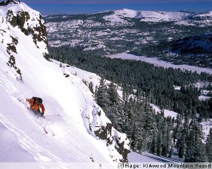 Kirkwood Ski Resort  Kirkwood Mountain Resort