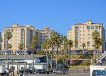 Oceanside Hotels - Beach
