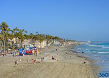 Oceanside Beach - California