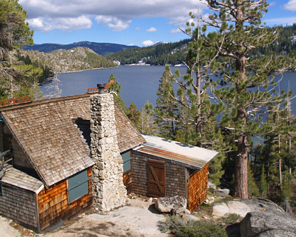 Lake Tahoe Cabin Rentals  Cabins in Tahoe