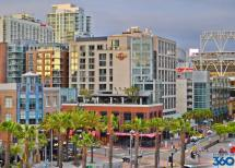 Hotels Gaslamp Quarter