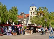 Town San Diego - Attractions
