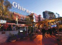 Ghirardelli Square - San Francisco Chocolate Factory