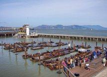 Pier 39 - Fishermans Wharf