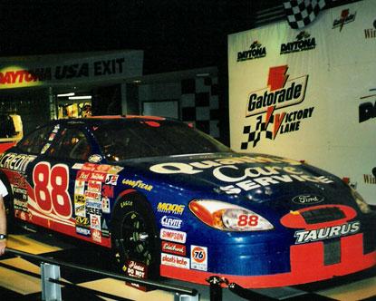 Daytona USA  NASCAR Theme Park  Daytona USA Tickets