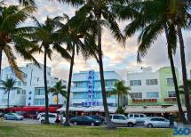 Miami Art Deco Hotels - Hotel Shelley