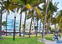 Ocean Drive Hotels - Beachfront Miami South Beach