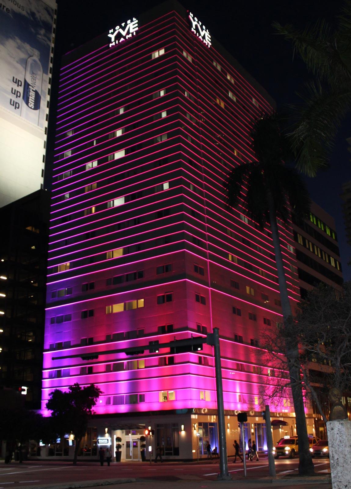 Yve Hotel Miami Downtown Miami Hotel