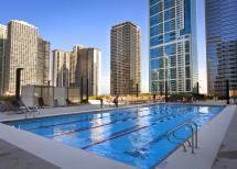Hotel Pools Chicago Hotels
