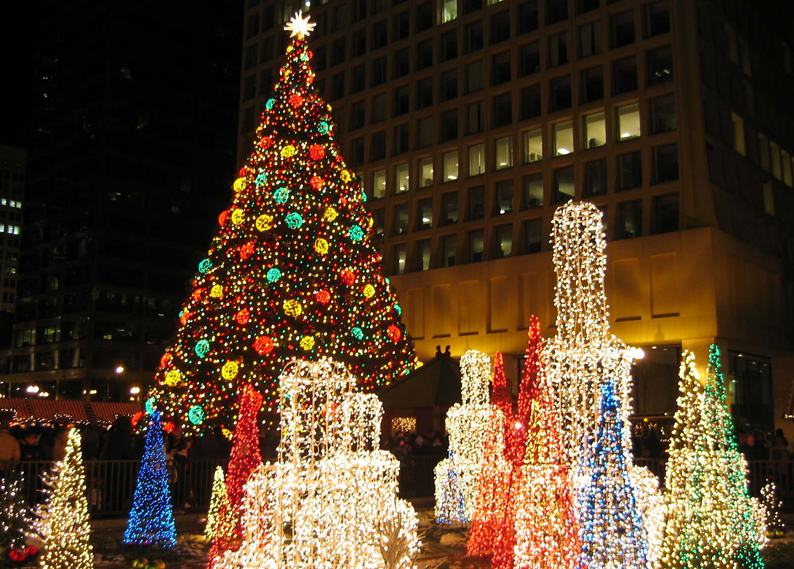 Christmas In Chicago 2019 Chicago Christmas Market
