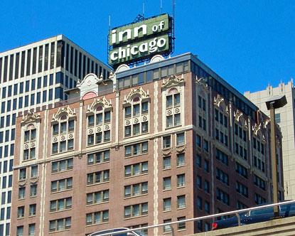 Inn of Chicago  Chicago Inn on Magnificent Mile