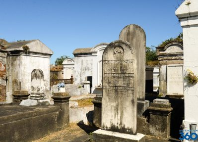 New Orleans Cemeteries - New Orleans Cemetery Tours - St ...