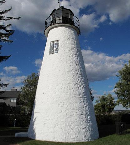 Concord Point Lighthouse  Havre De Grace Lighthouse
