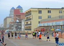 Ocean City Maryland Boardwalk Hotels