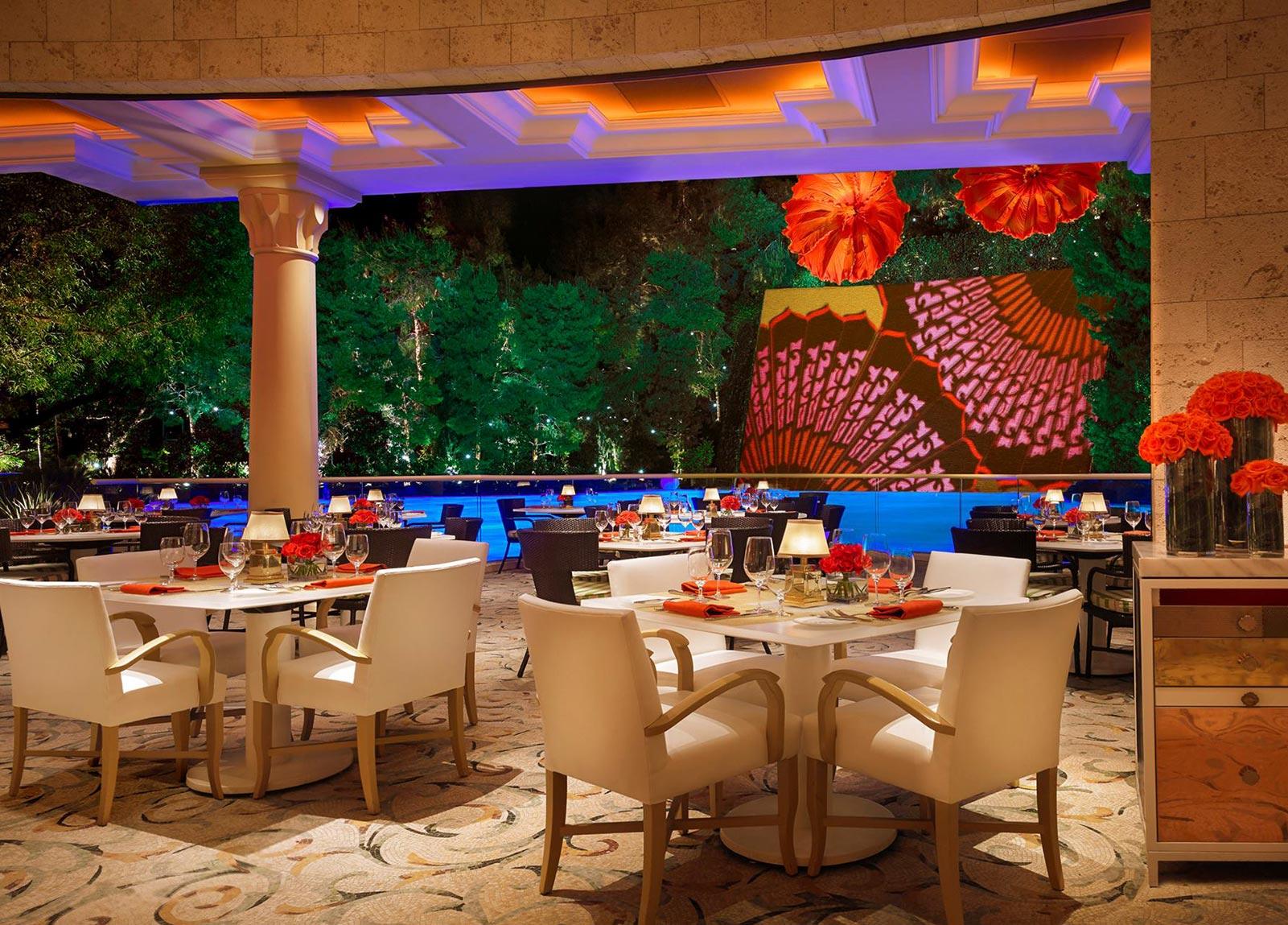 Wynn Vegas Restaurants - Where to Eat at Wynn Las Vegas