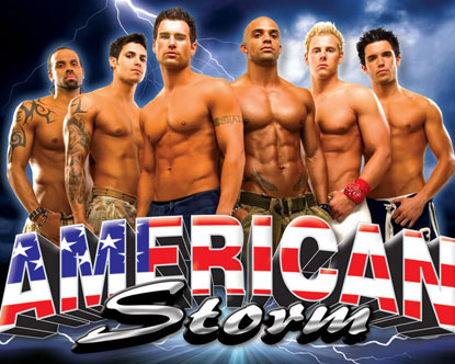 American Storm at Planet Hollywood Vegas  Las Vegas Adult