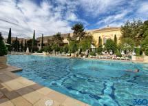 Bellagio Pool - Cabanas