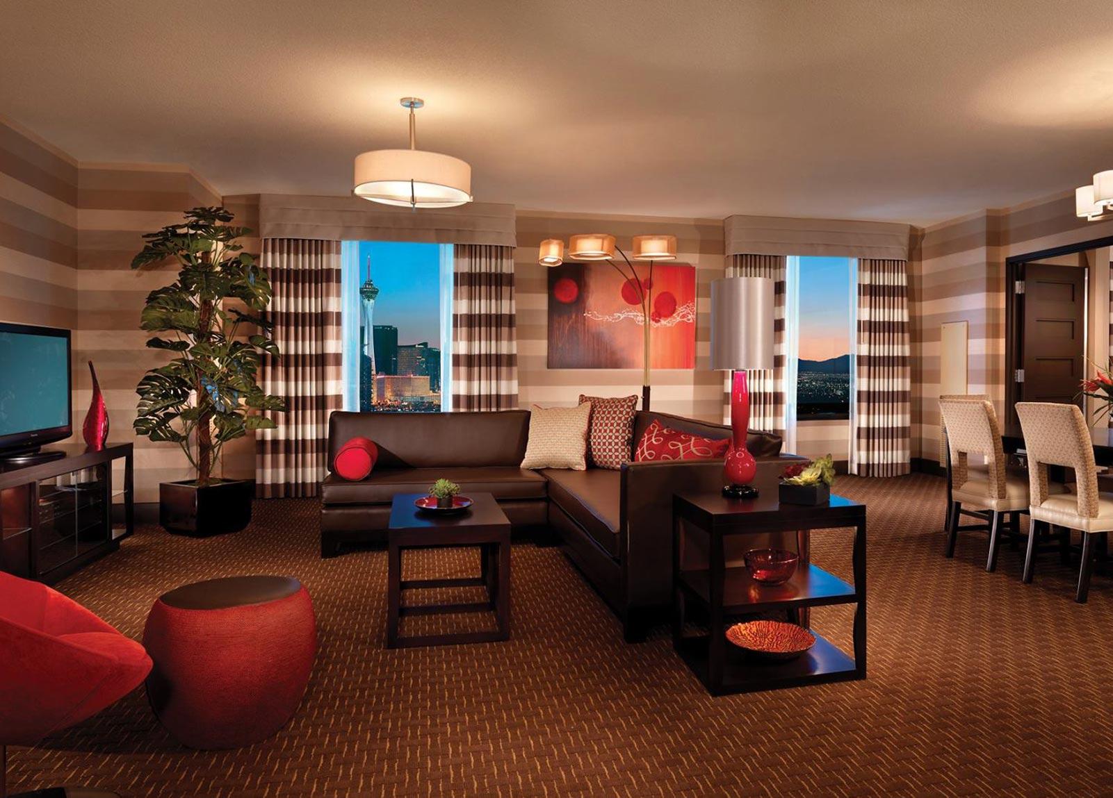 Golden Nugget Suites  Golden Nugget Hotel Suite