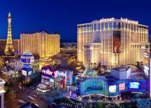 Las Vegas Hotels In Nv Map Of