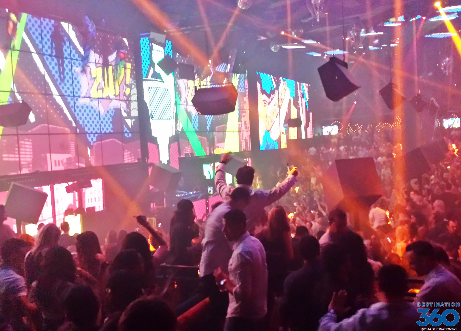 Light Las Vegas  Mandalay Bay Nightclub  Cirque du