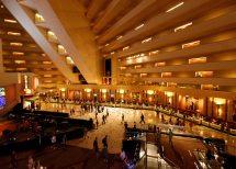 Luxor Hotel Lobby - Las Vegas Interior