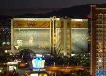 Mirage Las Vegas - Oasis Heat Located