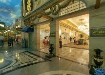Inside Paris Hotel Las Vegas