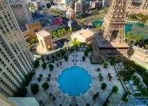 Paris Hotel Las Vegas Pool