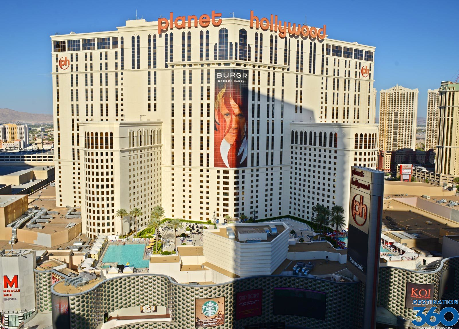 Planet Hollywood Las Vegas Promo Codes
