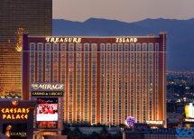 Treasure Island Las Vegas Mystere