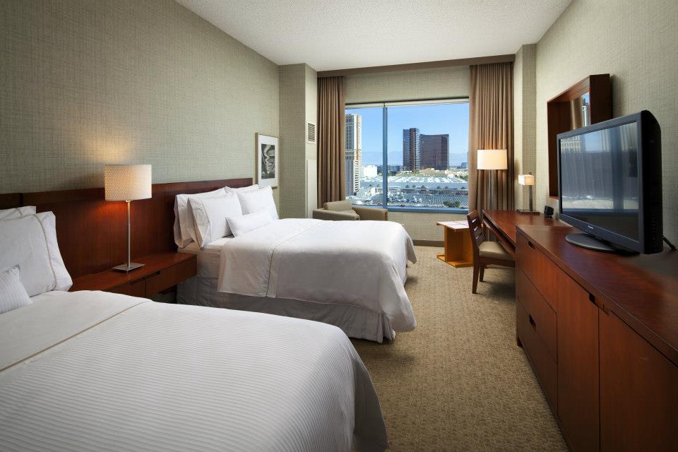 Westin Hotel Las Vegas Rooms  Rooms at The Westin Las Vegas