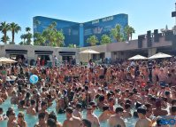 Vegas Pool Party Wet Republic | www.pixshark.com - Images ...