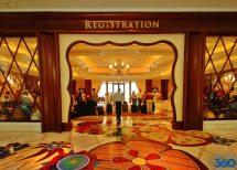 Wynn Hotel Lobby - Las Vegas