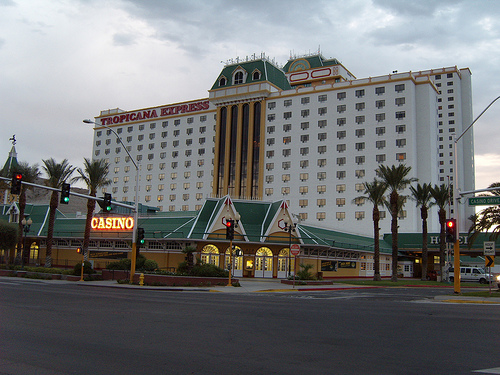 You should probably read this Tropicana Laughlin Hotel Laughlin Nv