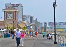 Atlantic City Hotels Boardwalk
