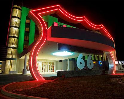 Route 66 Casino  Route 66 Casino Hotel