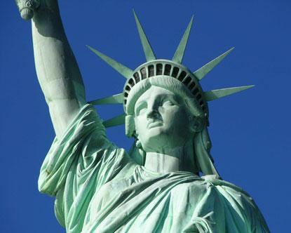 Statue of Liberty - New York, USA