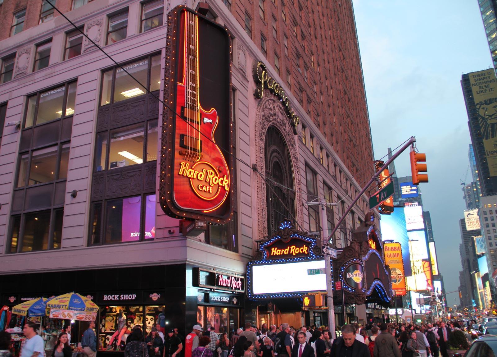 Hard Rock Hotel New York  Hard Rock NYC