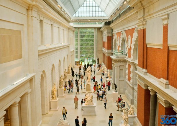 Metropolitan Museum Of Art - York