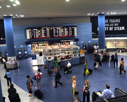 Penn Station  Penn Station NYC