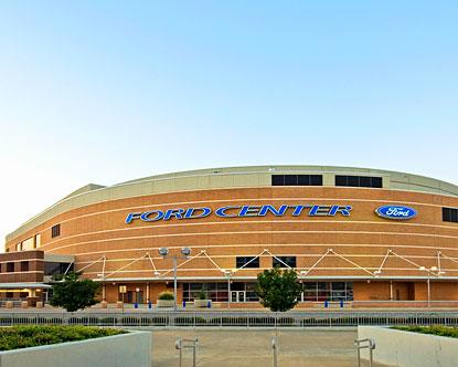 Chesapeake Energy Arena  Oklahoma Ford Center
