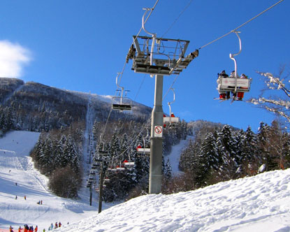 Mt Hood Ski Bowl  Mt Hood Ski Area
