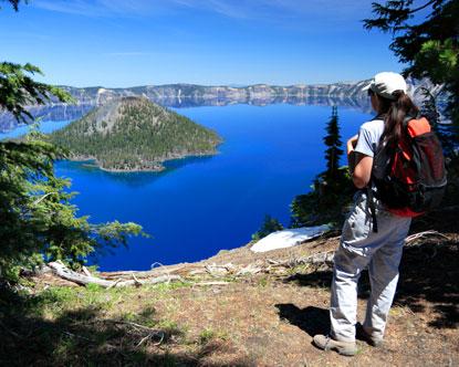 Oregon Hiking  Clackamas River Trail Oregon