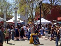 Saturday Market Portland Oregon