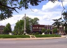 Franklin Tennessee - Historic Downtown